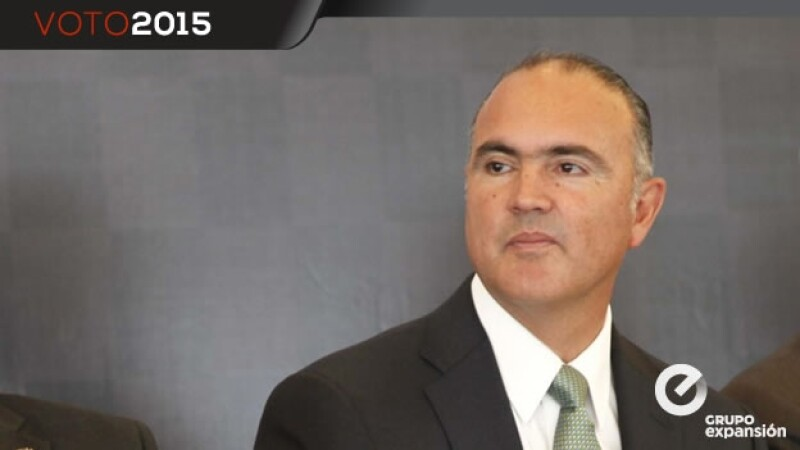 Pepe Calzada, gobernador de Querétaro