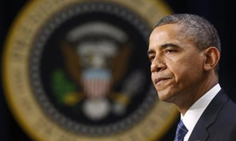 El presidente Barack Obama invita a los republicanos a trabajar en conjunto para resolver el abismo fiscal pero no acepta sus propuestas.   (Foto: Reuters)