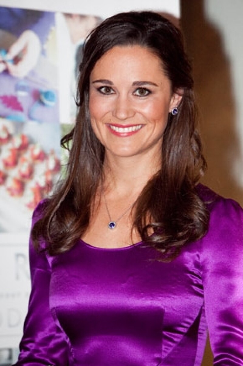 La hermana de Kate podría ser la encargada de informar sobre los acontecimientos de la monarquía británica.