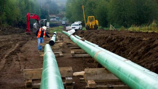Arendal de México se hará cargo de la construcción de la ampliación del gasoducto. (Foto: Getty Images)
