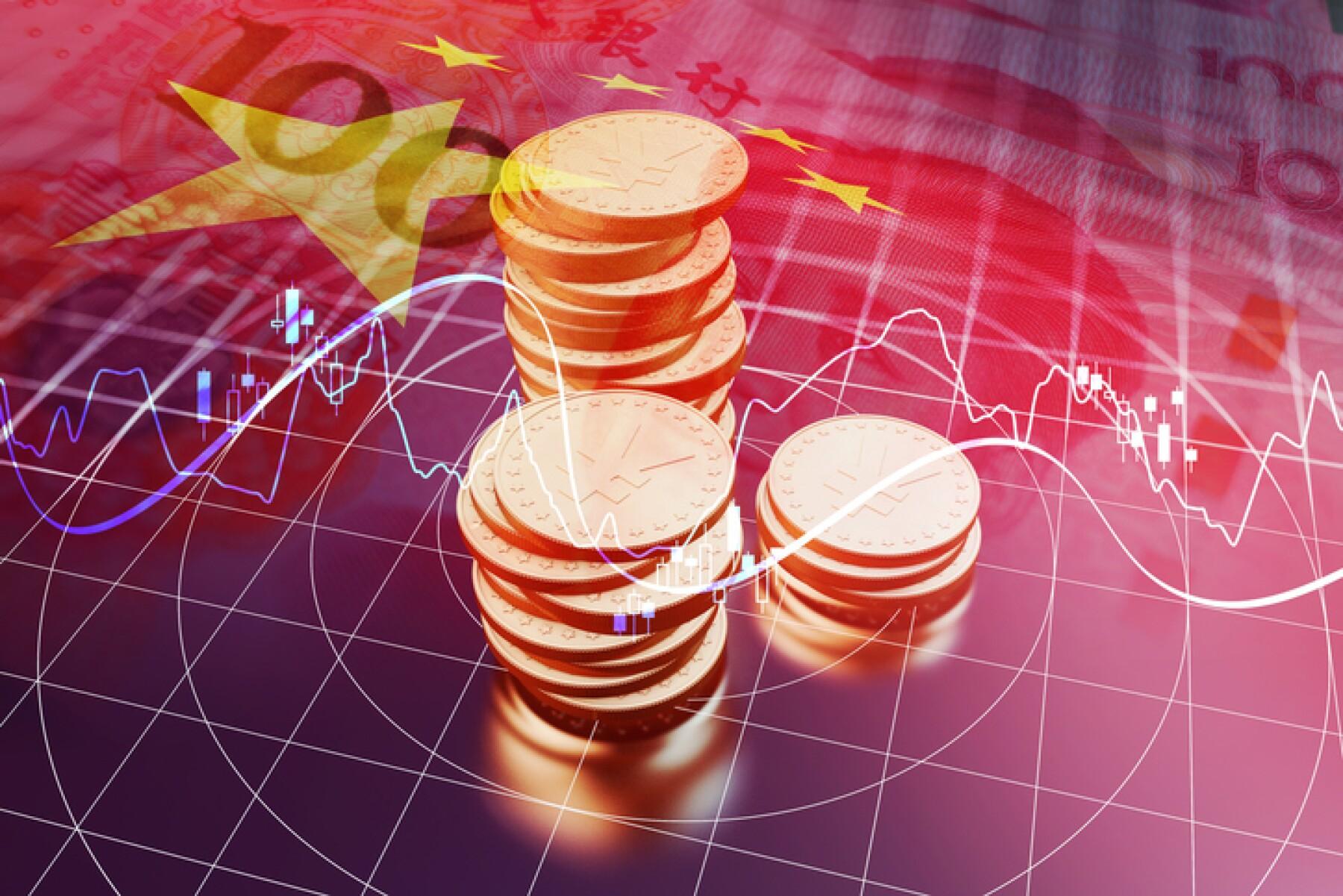 China 's economic and financial stock market data
