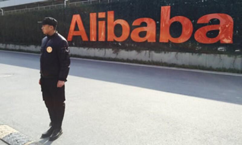 Alibaba busca marginar de su servicio venta de falsificaciones. (Foto: AFP )