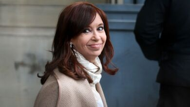Corruption Scandal: Cristina Fernandez in Courthouse