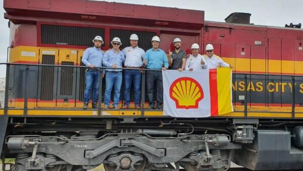 Shell, primera importación