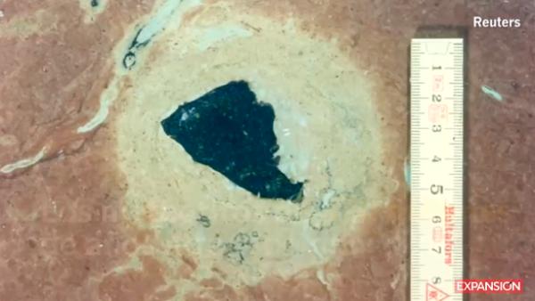 Este viejo meteorito podría revolucionar las teorías sobre nuestro sistema solar
