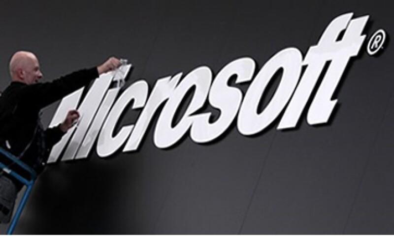 Microsoft aseguró que en México hay grandes oportunidades para la adopcion de las nuevas tecnologías. (Foto: AP)