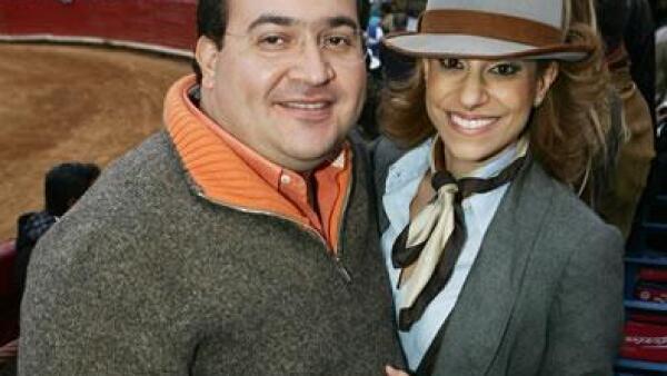 Javier Duarte de Ochoa, Karime Macias.