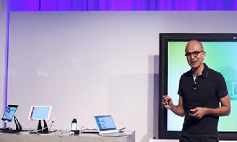 El ceo de Microsoft,  Satya Nadella, dijo que Office para iPad modificó varias de sus funciones para que fueran más amigables. (Foto: Reuters)