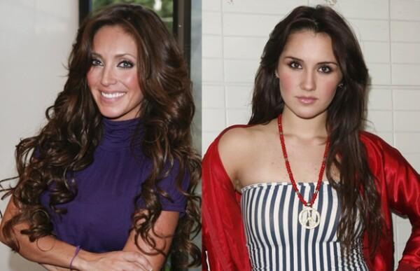 Anahí y Dulce María llevan una excelente relación con Maite gracias a los años que estuvieron juntas en RBD.