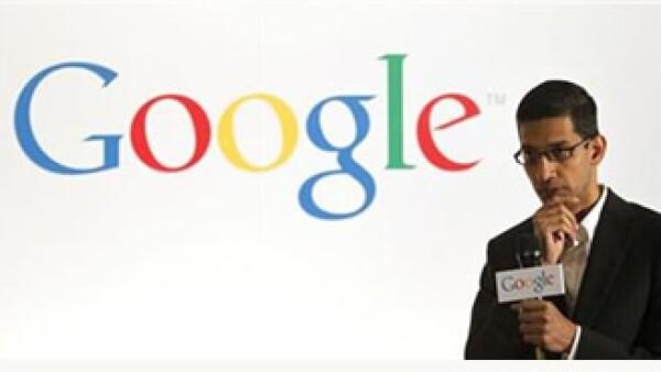 El jefe del proyecto Chrome para Google, Sundar Pichai, se dirige a los medios en una conferencia en la muestra de computadoras personales Computex 2010. (Foto: Reuters)