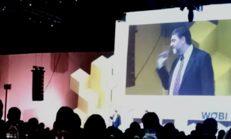 Wadhwa participó este miércoles en el World Business Forum en la Ciudad de México (Foto: CNNExpansión )