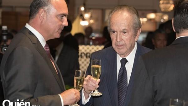 Después de 125 años de historia, la tienda departamental tiene una nueva sucursal. Al coctel asistieron cerca de tres mil 500 invitados, entre ellos Miguel Alemán y Christiane Magnani.