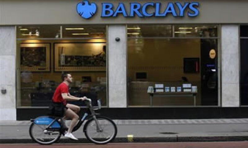 Barclays anunció en febrero que recortará 12,000 puestos de trabajo este año. (Foto: Reuters)