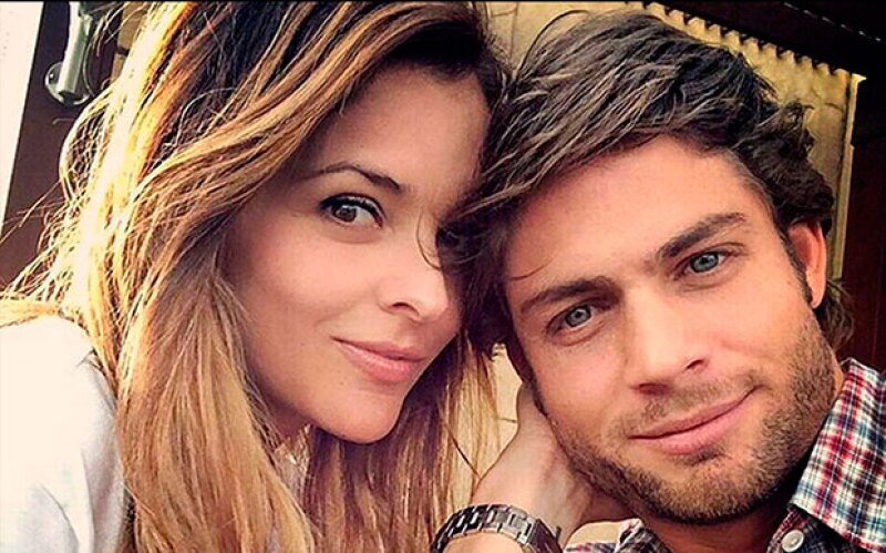 Durante la presentación de la telenovela Las Amazonas, la actriz se negó rotúndamente a hablar de su ex novio y de su supuesto nuevo romance con Paulina Goto.