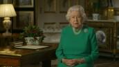 Isabel II apela a la resiliencia de los británicos frente a la pandemia