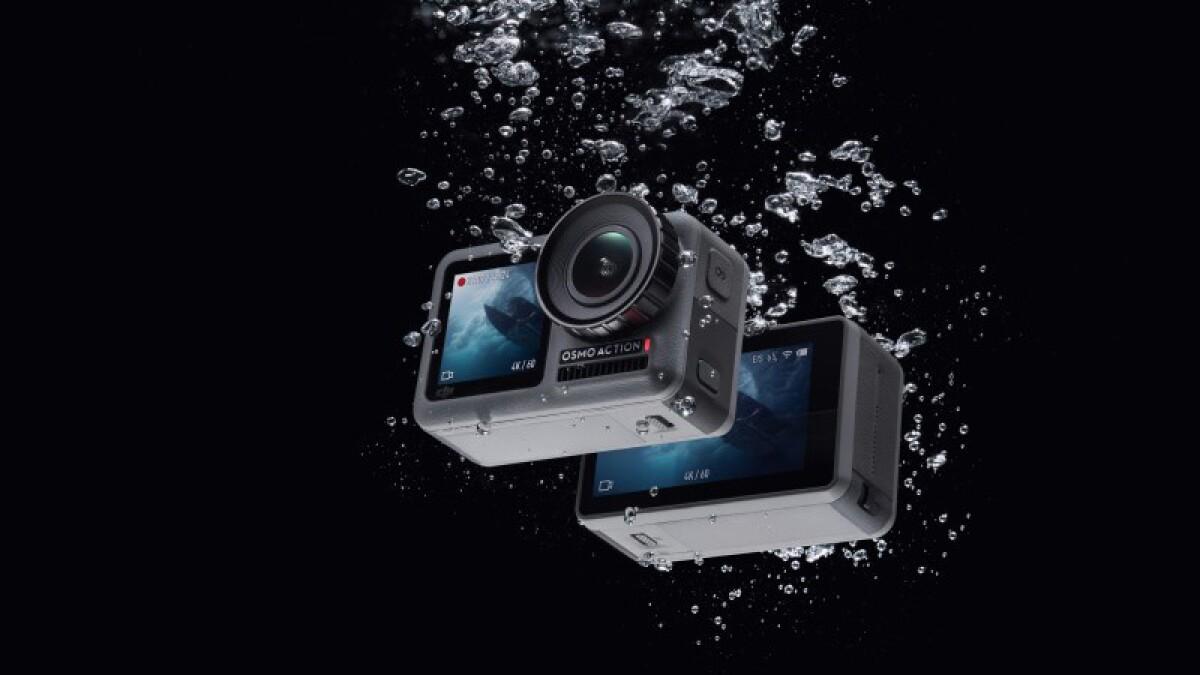 Osmo Action, la nueva cámara a prueba de todo