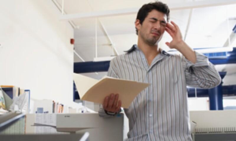 Los costos de cambiar de profesión o funciones pueden ser altos sino lo piensas adecuadamente. (Foto: Thinkstock)