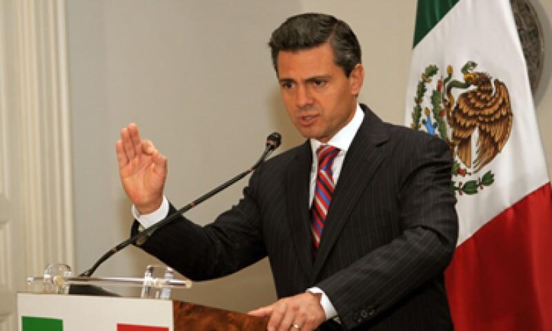 El presidente Enrique Peña Nieto también aparece en el ranking de los '100 personajes más influyentes' de la revista Time.