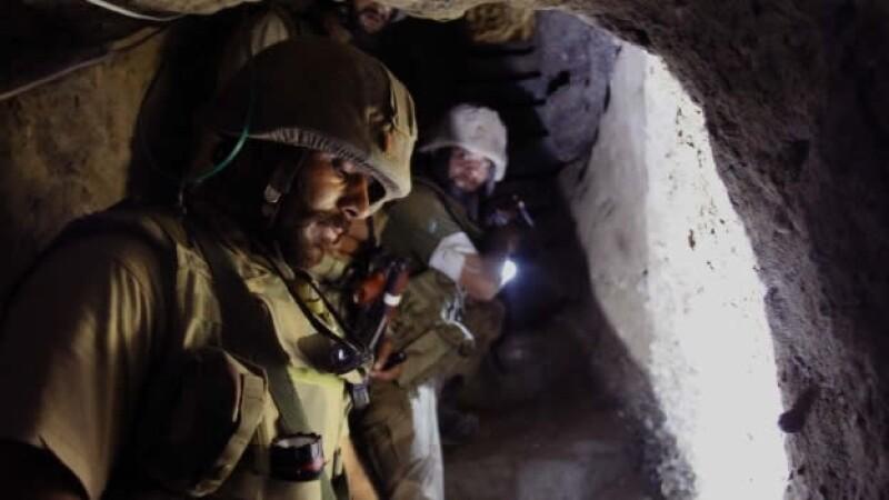 tuneles de militantes en pakistan