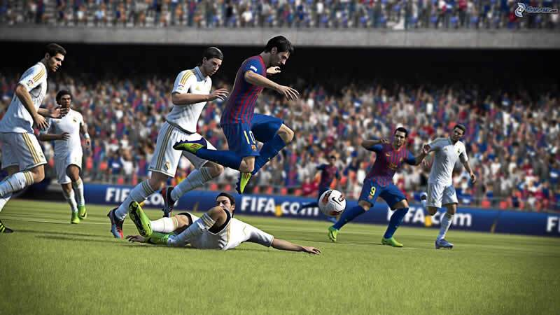 FIFA 18.