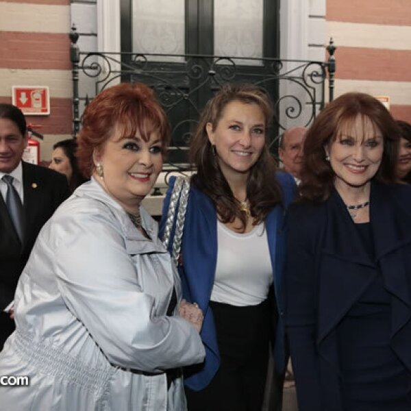 Talina Fernández,Claudia Alemán,Christiane Magnani