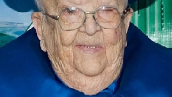 Meinhardt Raabe falleció el viernes por la mañana a los 94 años.