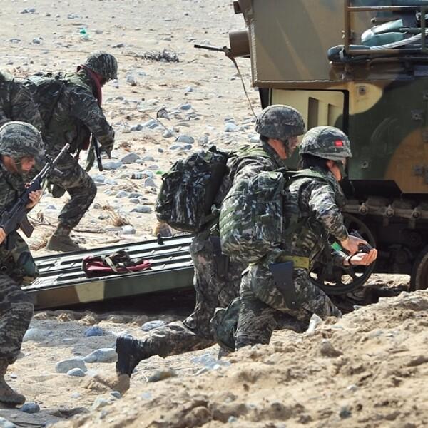 ejercicios Corea del Sur EU 1