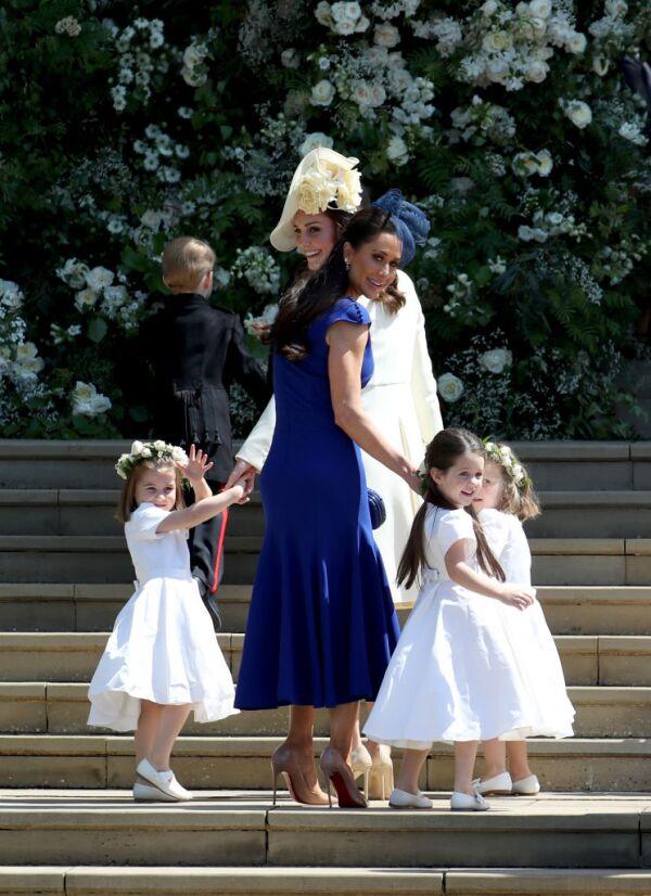 Kate Middleton y Jessica Mulroney