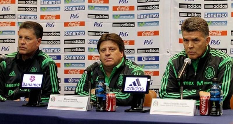 El director técnico aseguró estar triste y desilusionado tras la derrota de México ante Holanda.