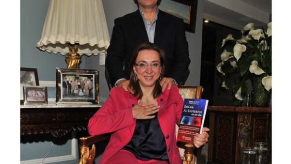 La presidenta de la Comisión Unidos contra la Trata nos habló sobre las vicisitudes de su labor social y de su reciente libro `Del cielo al infierno en un día´.