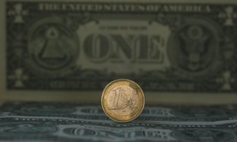 euro dolar crisis (Foto: Reuters)