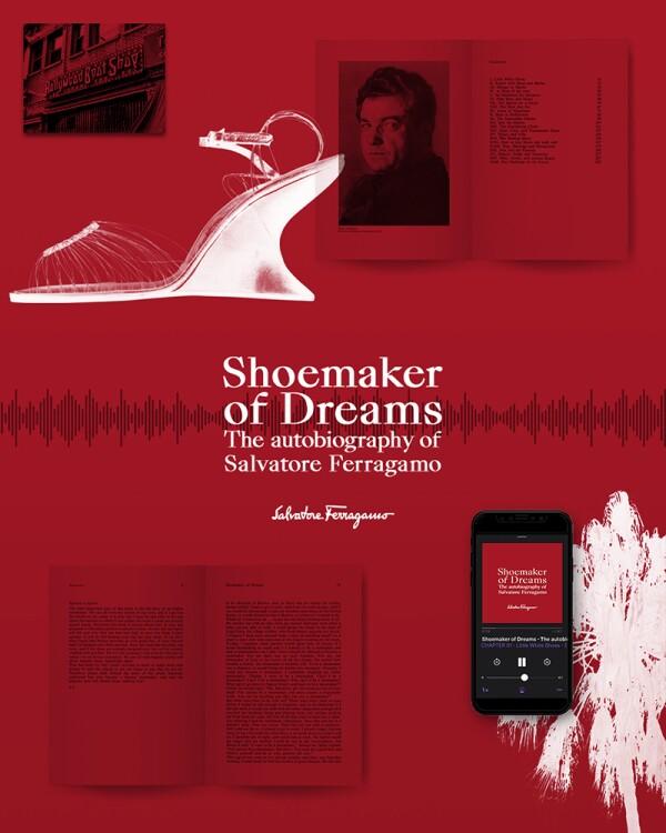 Foto: Ferragamo, podcast Shoemaker of Dreams