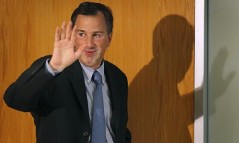 El secretario de Hacienda, Antonio Meade, llamó a tener los objetivos claros en cada país para salir adelante. (Foto: Reuters)