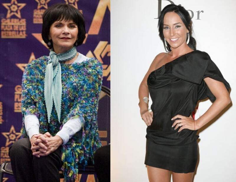 Pati Chapoy e Inés Gomez Mont protagonizaron un pleito en Twitter a causa de la boda de Galilea.
