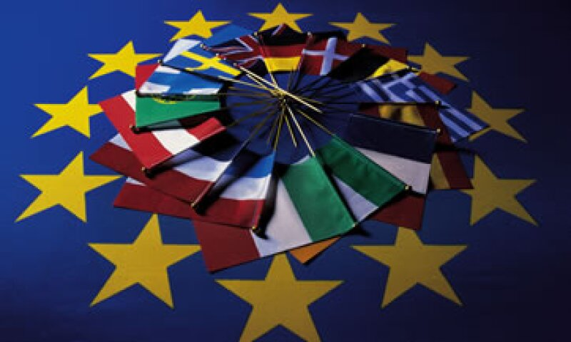 Las acciones europeas sufrieron profundas caídas este lunes. (Foto: Getty Images)