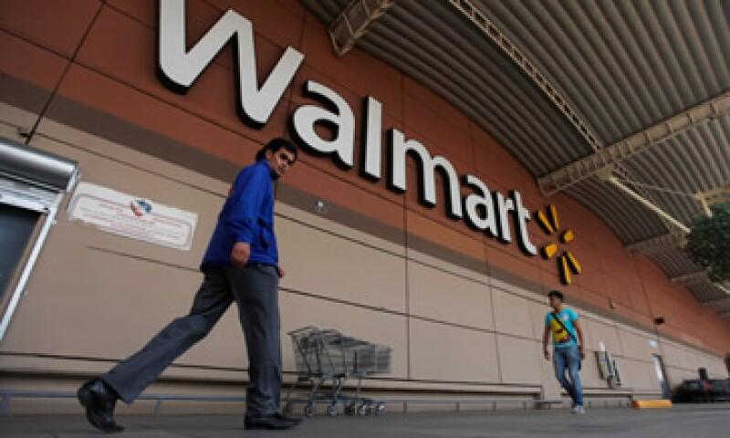 Walmart cerró enero de 2014 con 2,866 unidades en operación. (Foto: Reuters)