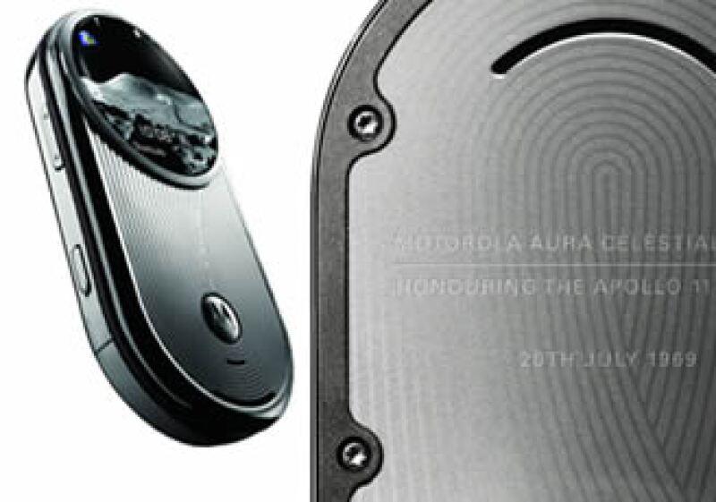 Aura es un teléfono de lujo cuya edición limitada sólo estará disponible en tiendas minoristas de Europa. (Foto: Cortesía Motorola)
