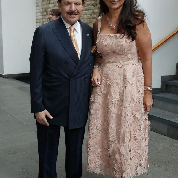 Boda Paola Ramos y Gastón García