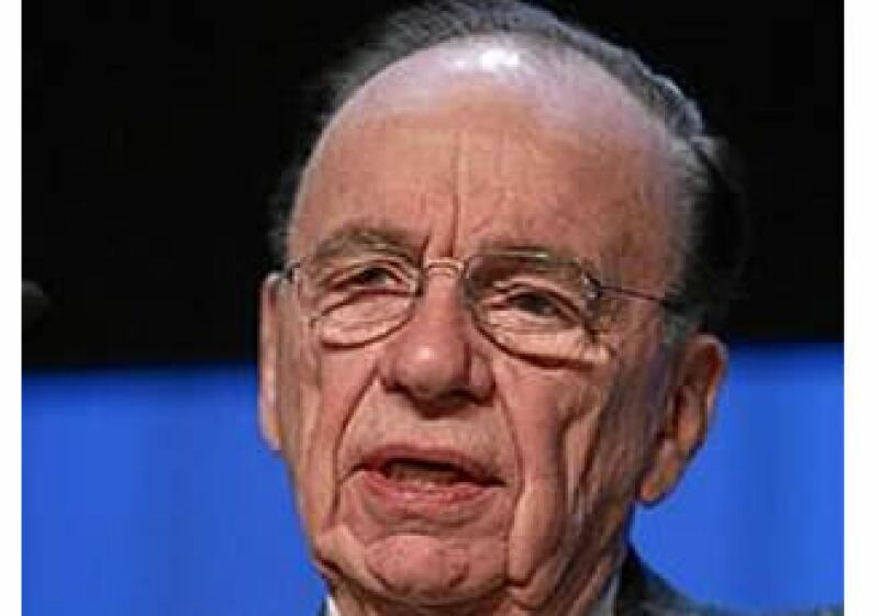 Rupert Murdoch, director y principal accionista de News Corporation, sorprende en este nuevo proyecto con Apple. (Foto: fortune)