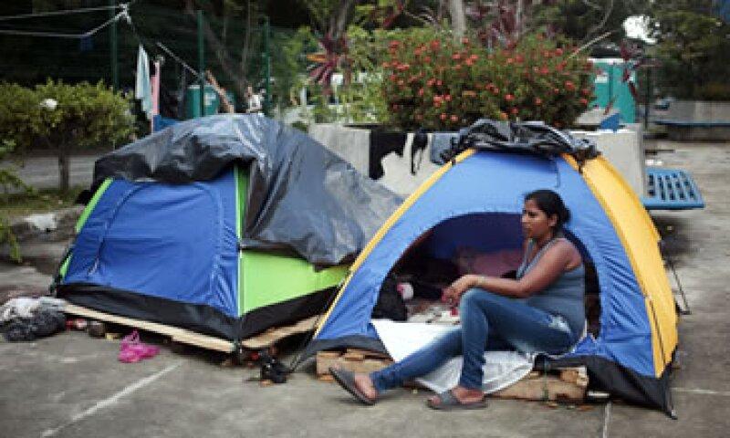 Miles de inmigrantes cubanos se encuentran varados en Costa Rica. (Foto: Reuters)