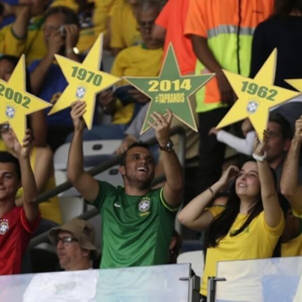 Brasil vs. Uruguay 5
