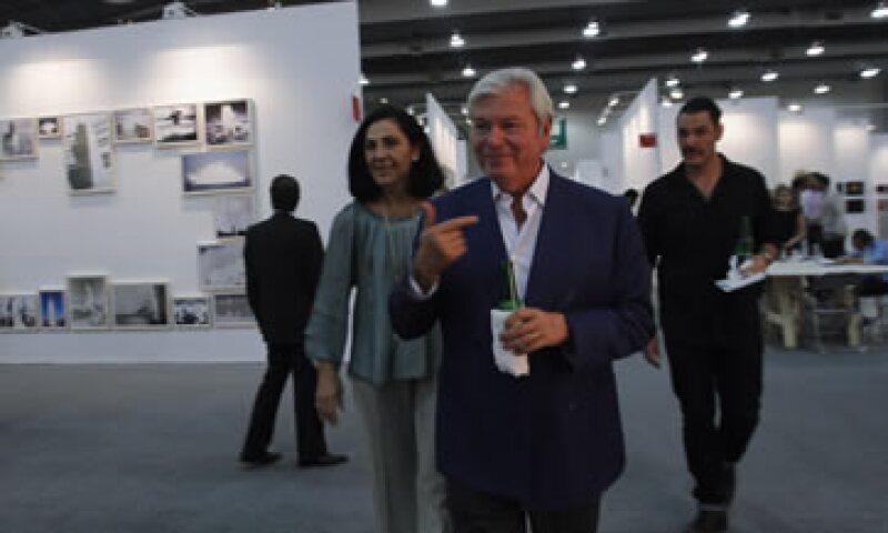 La empresa de Carlos Hank Rhon está especializada en créditos al sector público mexicano. (Foto: Cuartoscuro)