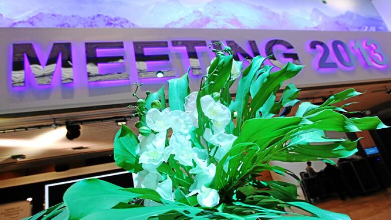 Una representación estadounidense de cuatro secretarios de Estado y 14 congresistas asistirán a Davos.