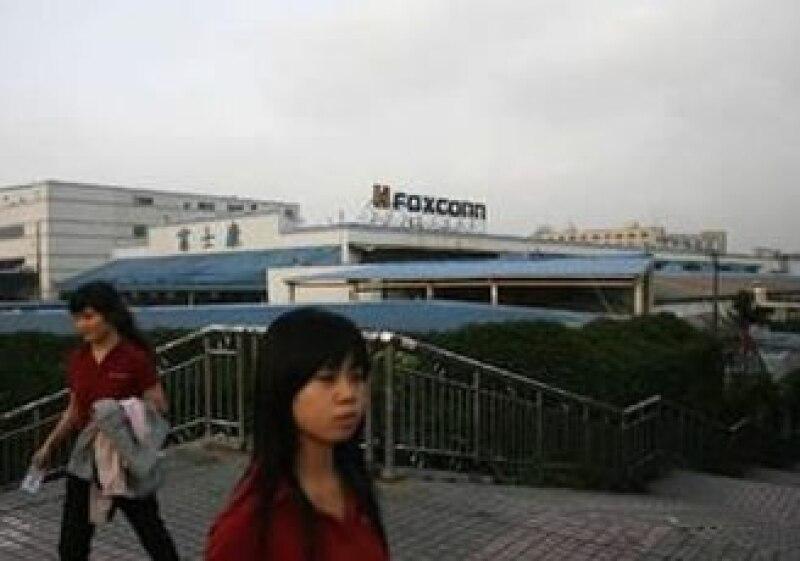 Foxconn elevará el salario de su personal por encima del 20% de alza prometida en mayo. (Foto: Reuters)