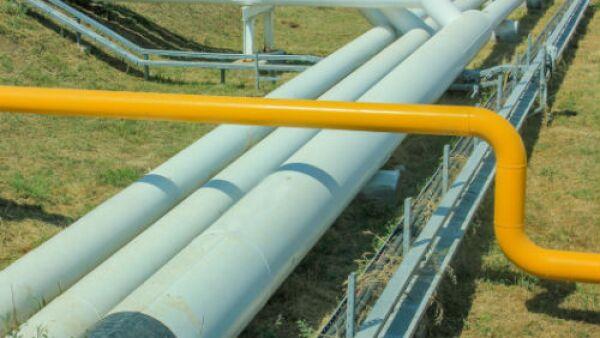 instalaciones de un gasoducto