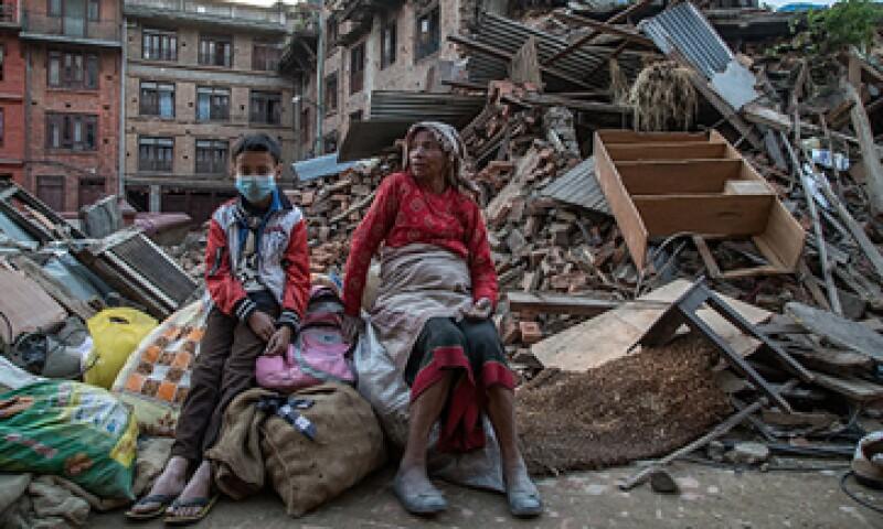 La actividad económica de Nepal genera sólo 20,000 millones de dólares por año. (Foto: Getty Images)