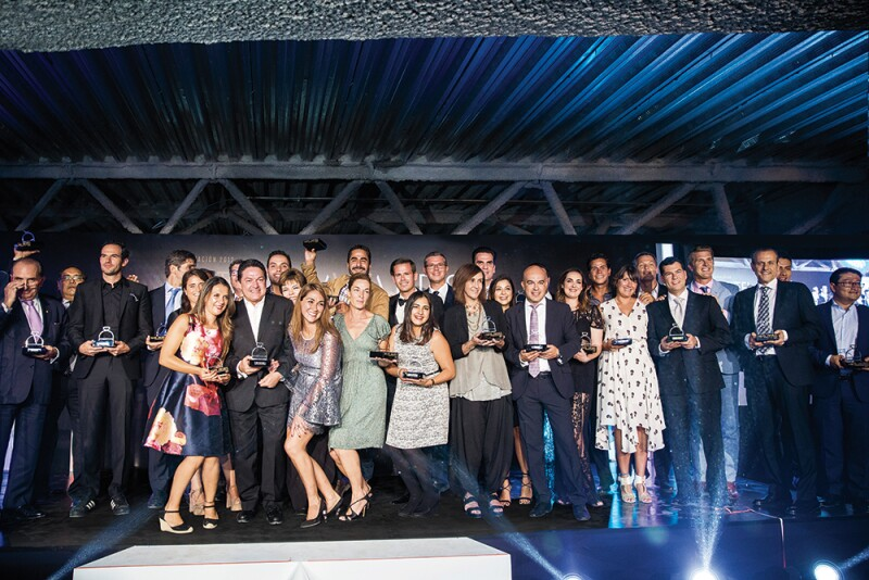 Hotel Awards premiación