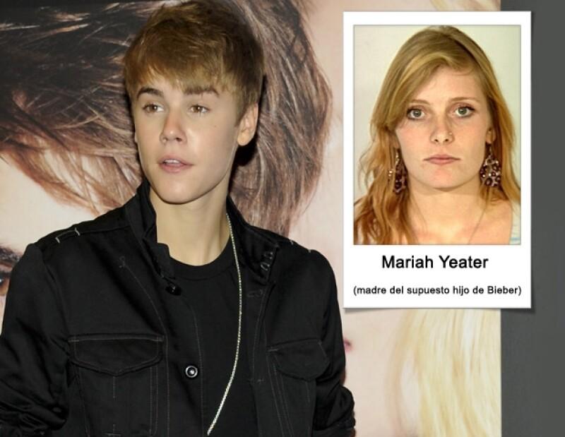 Justin Bieber negó en su cuenta de Twitter que sea padre.
