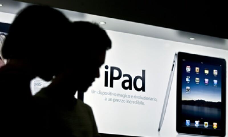 Existen rumores de que la nueva iPad saldrá al mercado entre marzo y abril próximos. (Archivo)