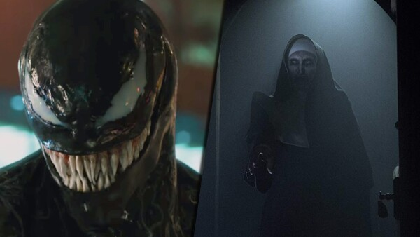 Venom y The Nun
